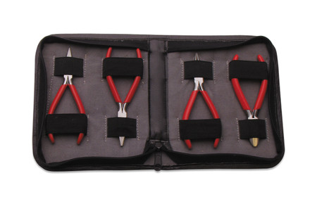 Zippered Tool Pouch - 4pc