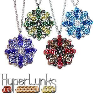 HyperLynks - Carnaval Pendant