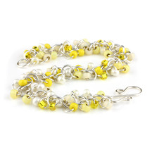 Lemon Drop Shaggy Loops Bracelet Kit