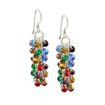 Over the Rainbow Shaggy Loops Earrings Kit