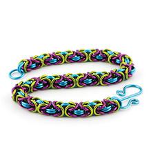 3-Color Byzantine Bracelet Kit - Froli