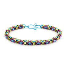 3-Color Byzantine Bracelet Kit - Frolic