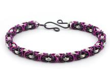 3-Color Byzantine Bracelet Kit - Morgana