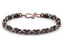 3-Color  Enameled Copper Byzantine Bracelet Kit - New York, New York