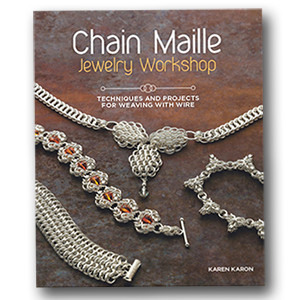 chain maille jewelry workshop weave got maille