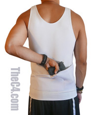 compression holster tank top