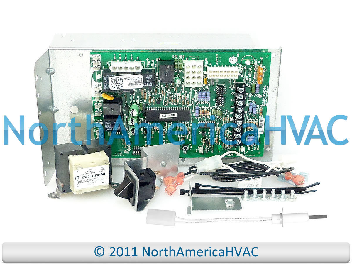 Trane White Rodgers Furnace Control Circuit Board 50a51 507 50v51 Replacement Household Boards 90