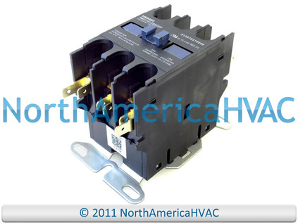 trane condenser contactor relay 3 pole 40 amp x13070310040. Black Bedroom Furniture Sets. Home Design Ideas