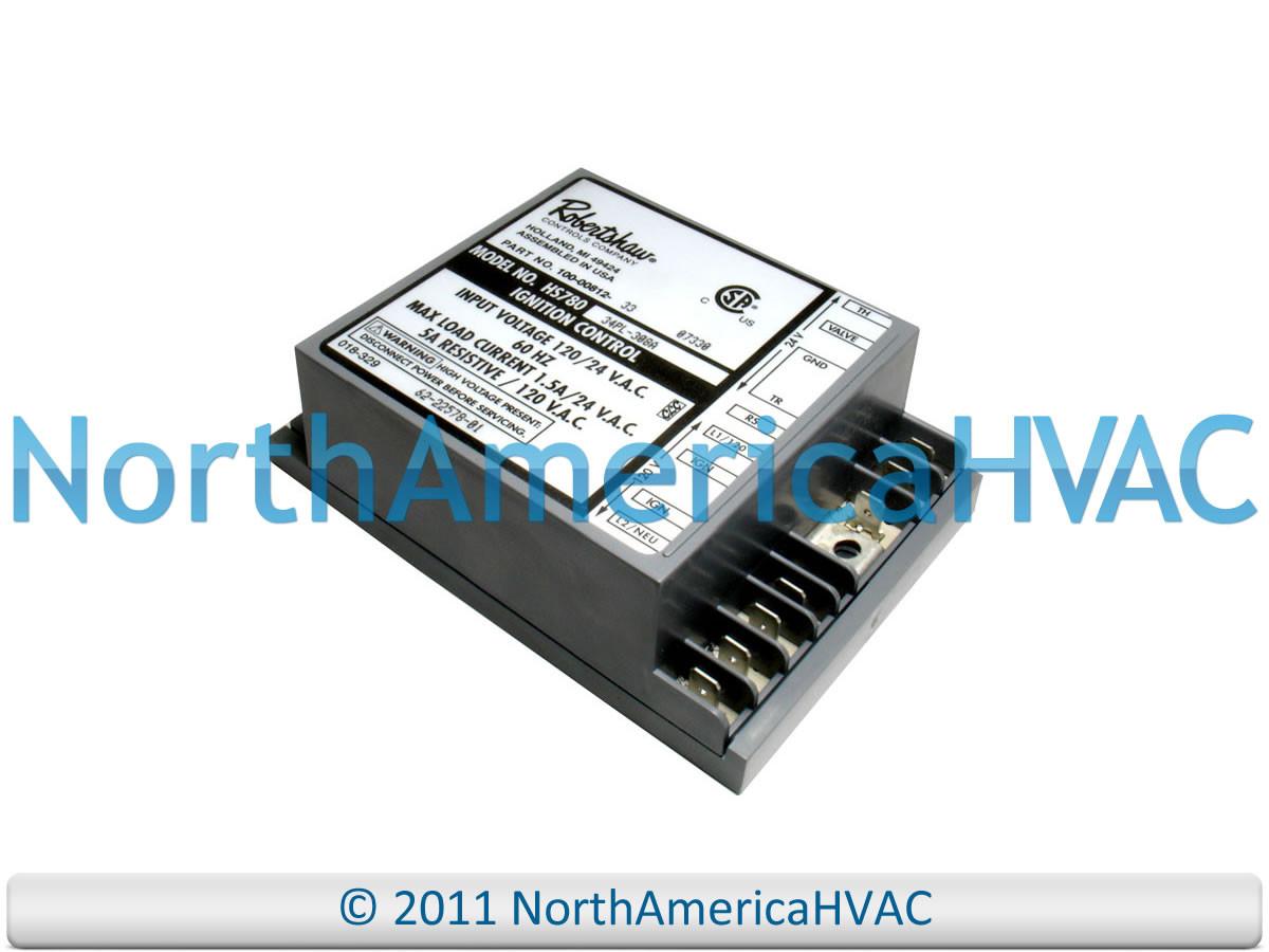 Robertshaw Rheem Ruud Control Board Hs780 34nl 306a North America Ignition Module Wiring Diagram Larger More Photos