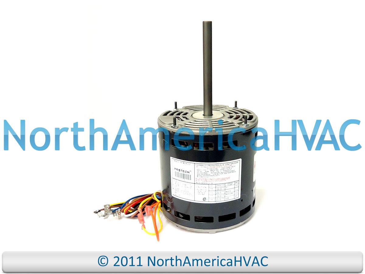 Rheem Ruud Protech Furnace Blower Motor 51 23017 42 115v Weather Amana Refrigerator Wiring Diagram On Oil Older Larger More Photos