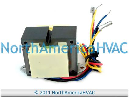 24 volt motor wiring diagram guide 208 24 volt transformer wiring rheem ruud furnace transformer 208-240 24 volt be322350gdd ...