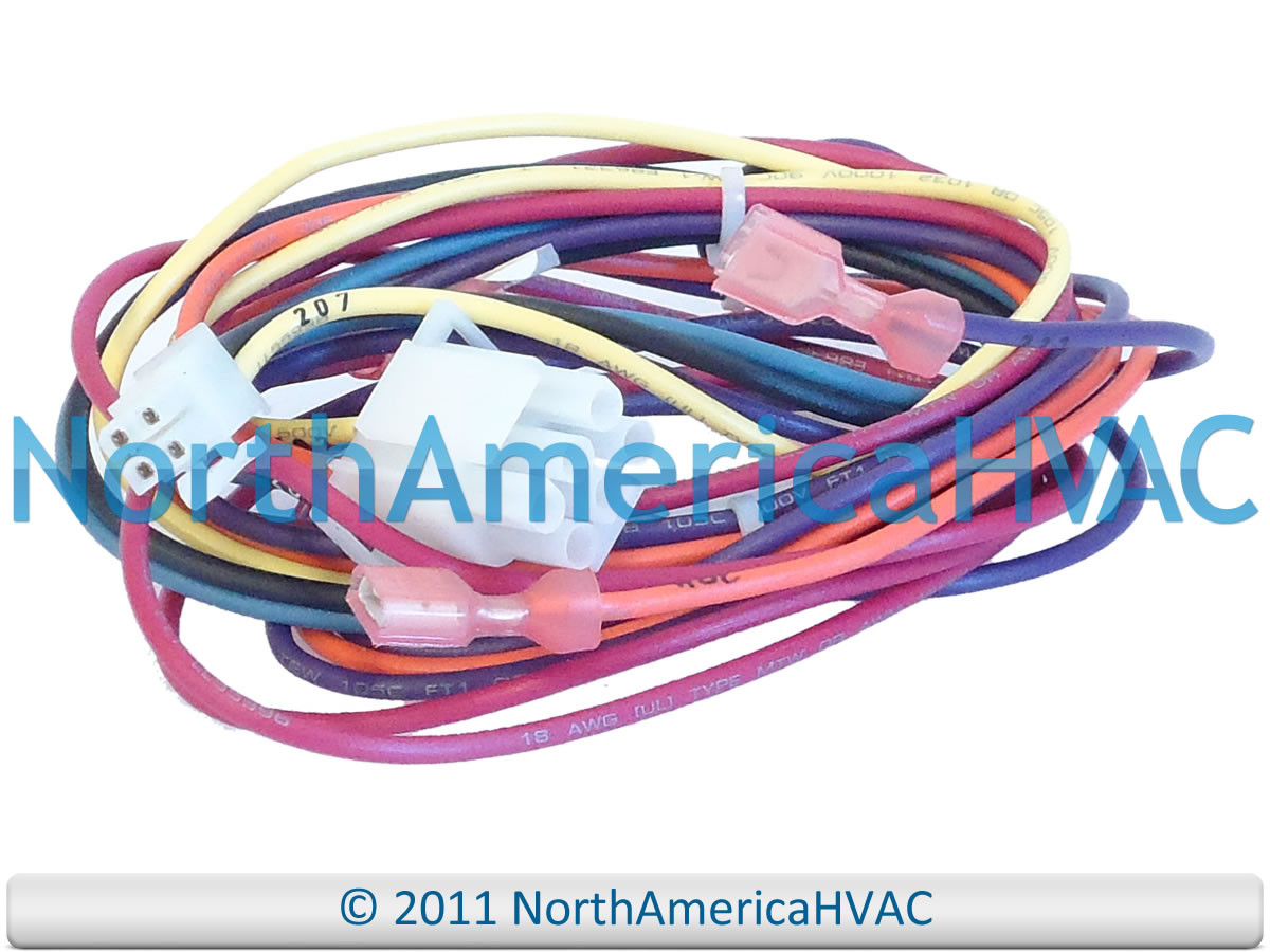 Furnace Wiring Harness Diagram Schematics Stove Top Oem York Coleman Gas Valve 025 31810 001 S1
