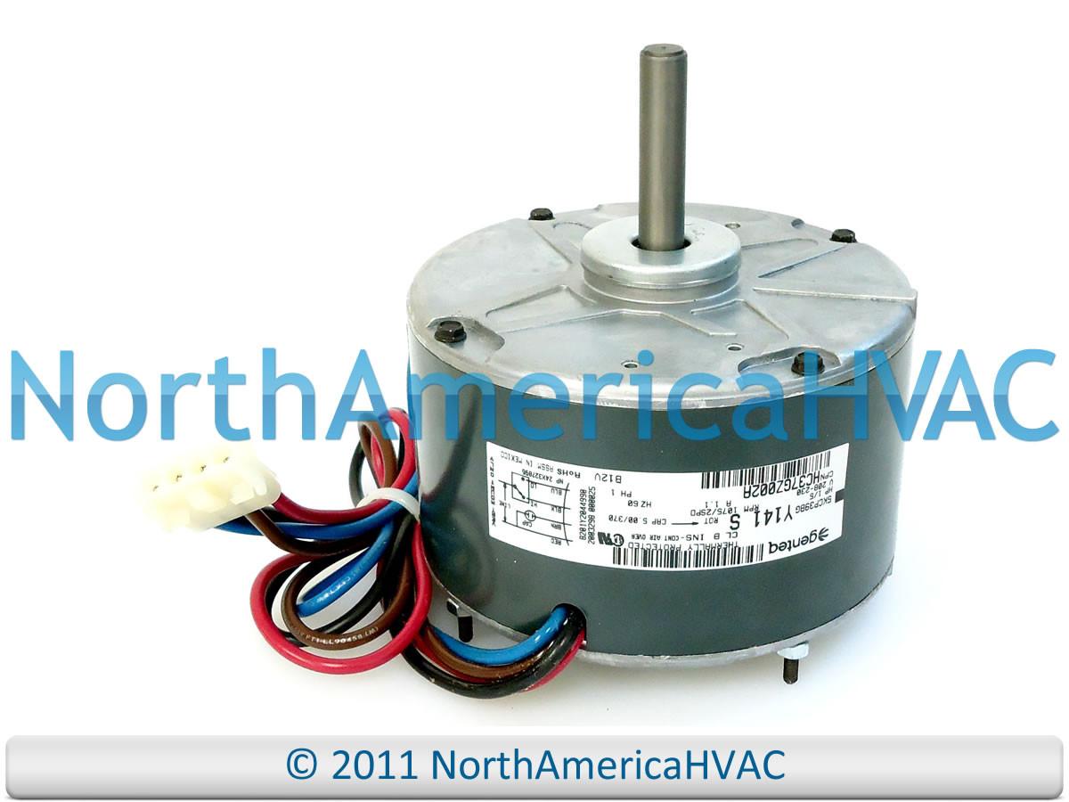 OEM ICP Heil Tempstar Comfortmaker 1/5 HP 230v A/C Condenser FAN ...