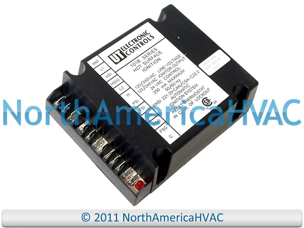 Honeywell Intertherm Nordyne Miller Furnace Control Circuit Board Com Pth Used In Amana 1018 504 1018504