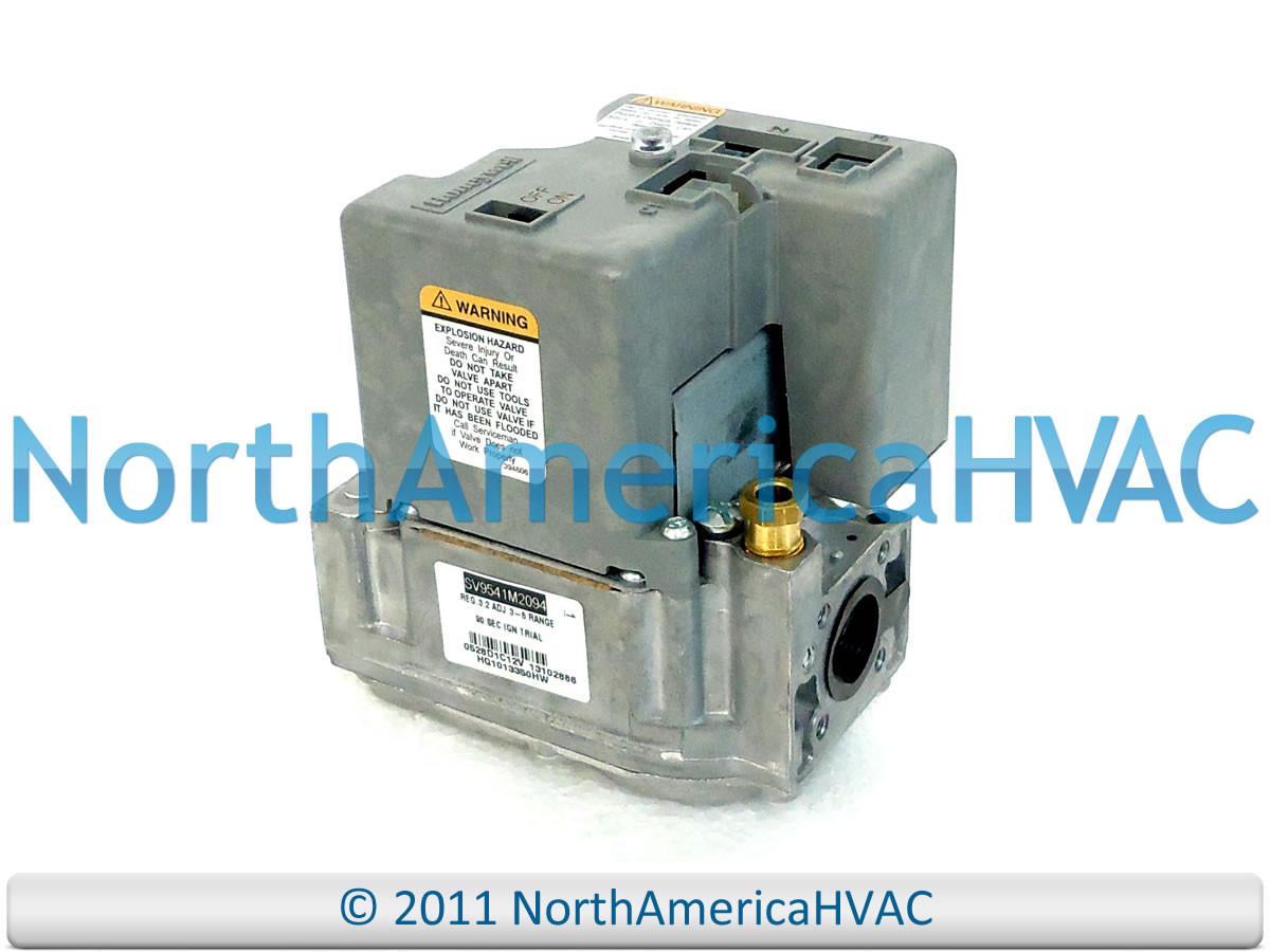 Honeywell Furnace Smart Gas Valve Sv9640m Sv9640m4116 Sv9640m4124 Carrier Bryant Payne Fan Blower Control Circuit Board Ebay Sv9640m4132