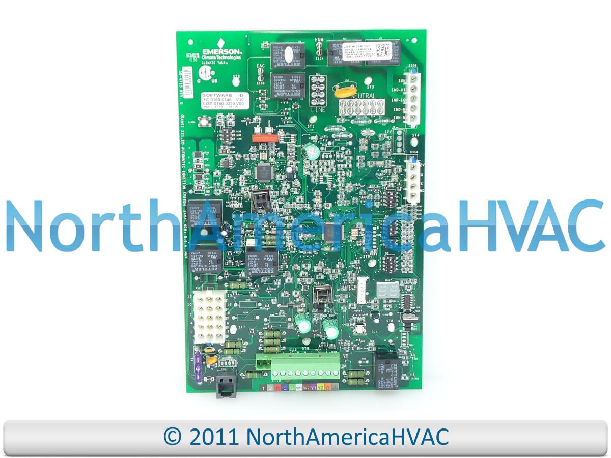 Goodman Amana Furnace Control Circuit Board Icm 0160 0146 Com Replacement Household Boards 0230 59 4715