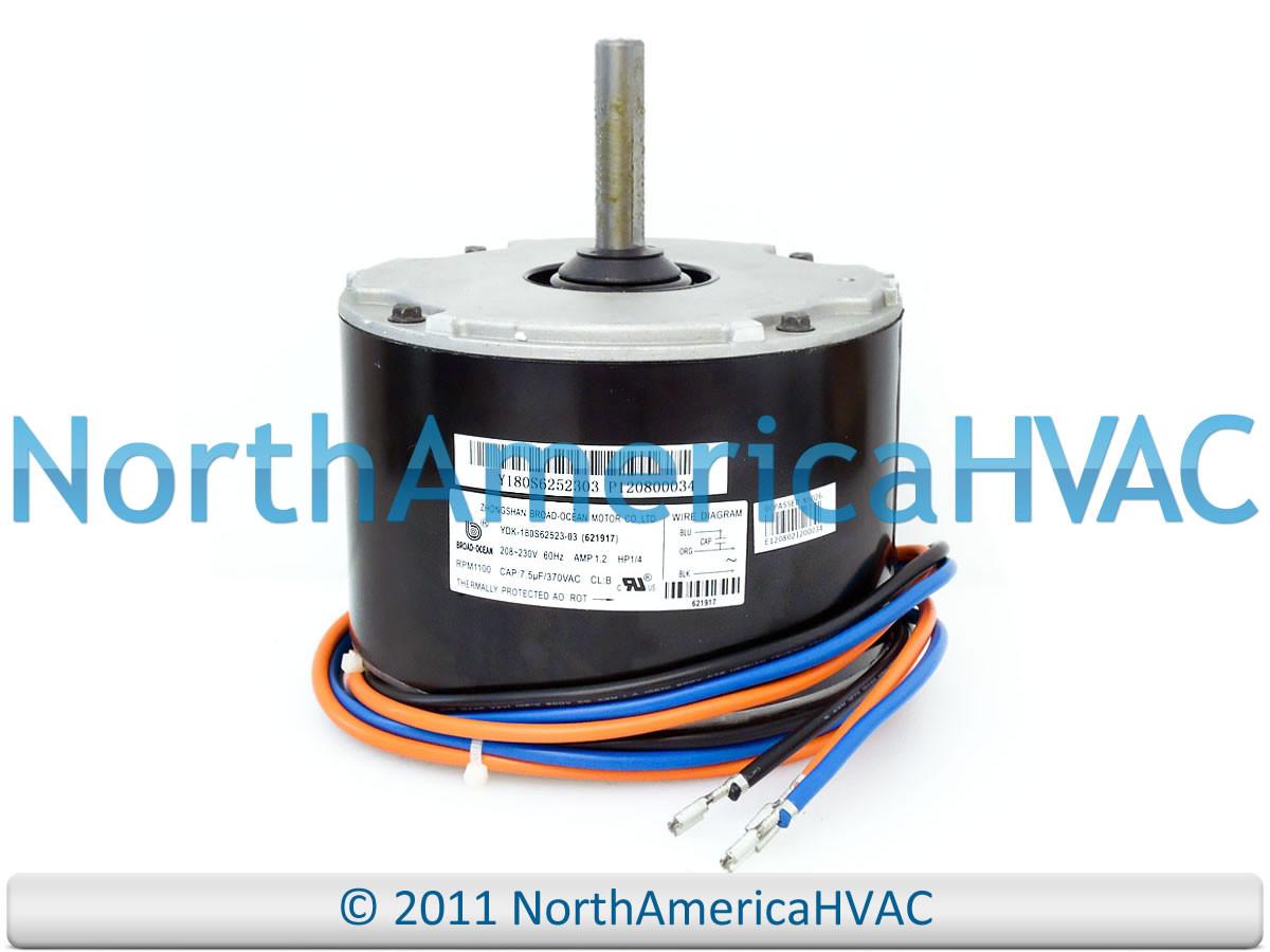 Ge Genteq Intertherm Miller Nordyne Condenser Fan Motor 1 4 Hp X13 Wiring Diagram 5kcp39egv491s