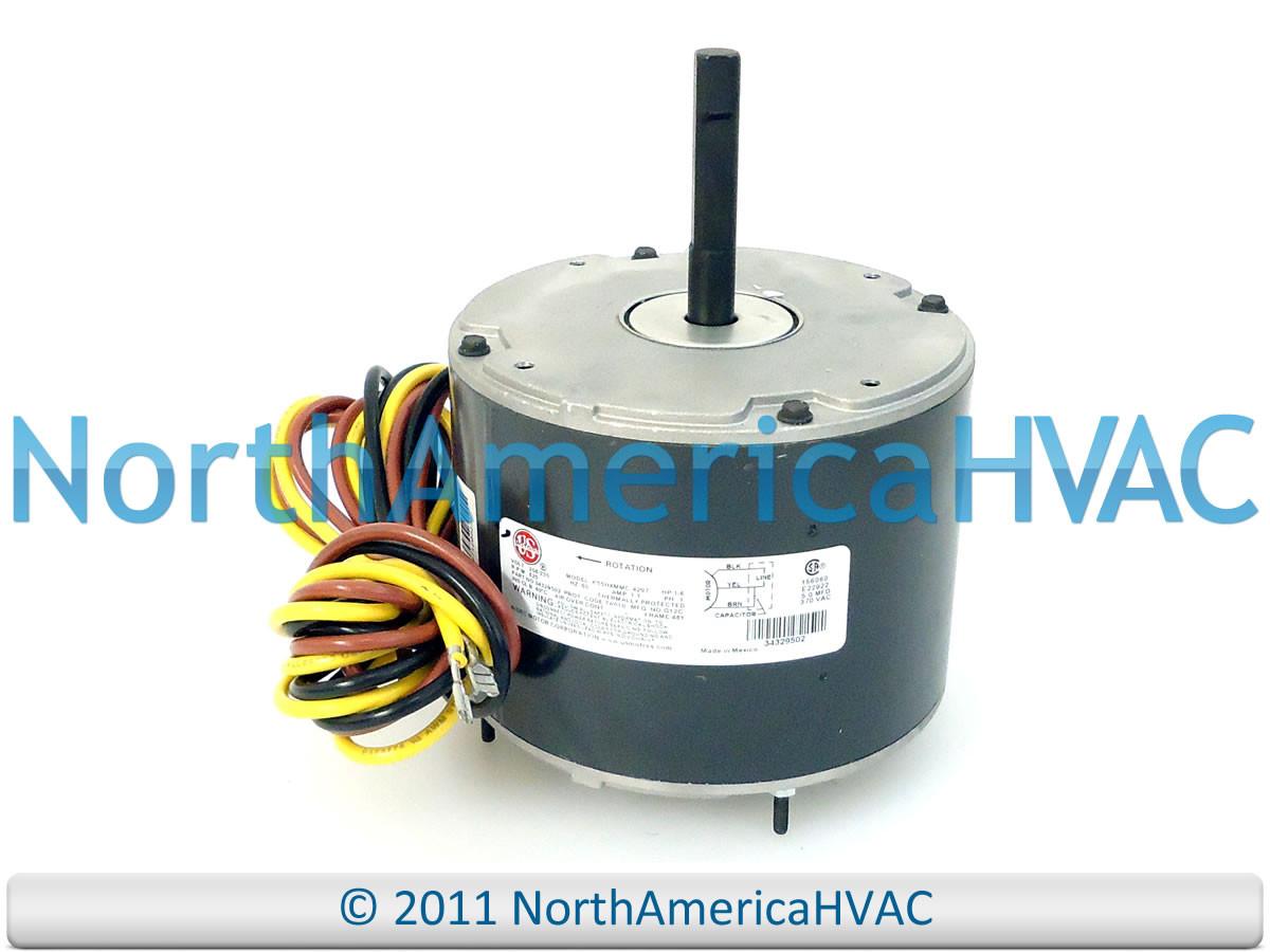 Fasco Condenser Fan Motor Wiring Custom Project Diagram Model D7909 Emerson Relay
