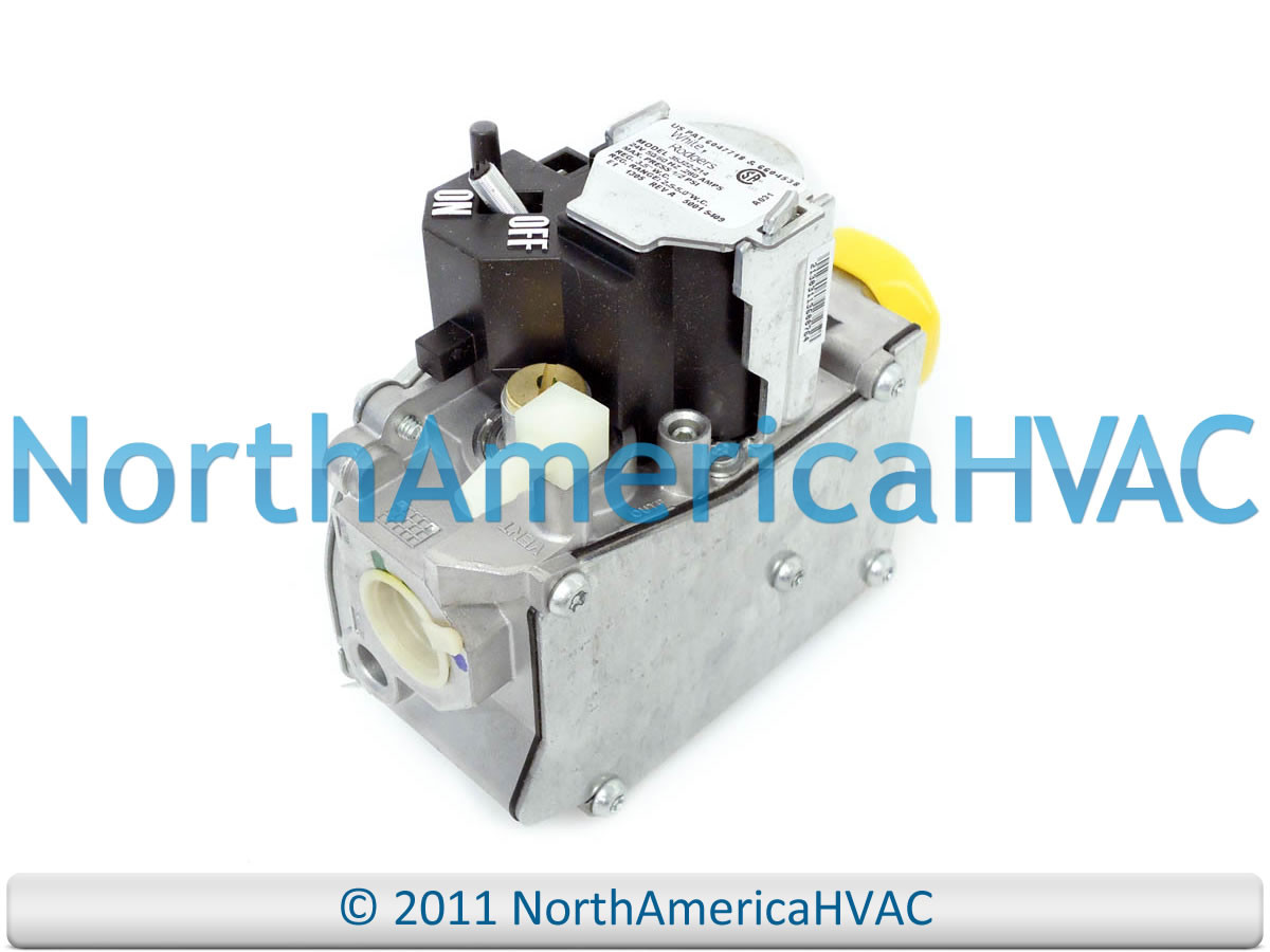 Carrier Bryant White Rodgers Furance Gas Valve EF32CW031 EF32CW035 EF32CB201