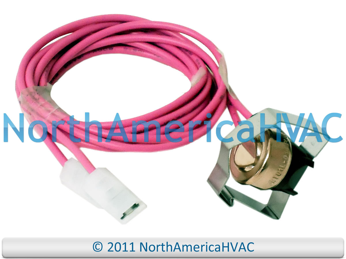 Carrier Bryant Payne Heat Pump Temperature Defrost Sensor L80 50 Wiring Devices Hh18ha280a