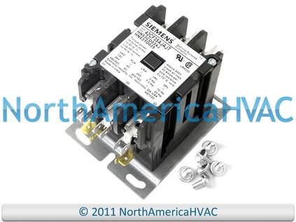 carrier bryant 3p contactor relay hn53cb024 hn53dc024. Black Bedroom Furniture Sets. Home Design Ideas