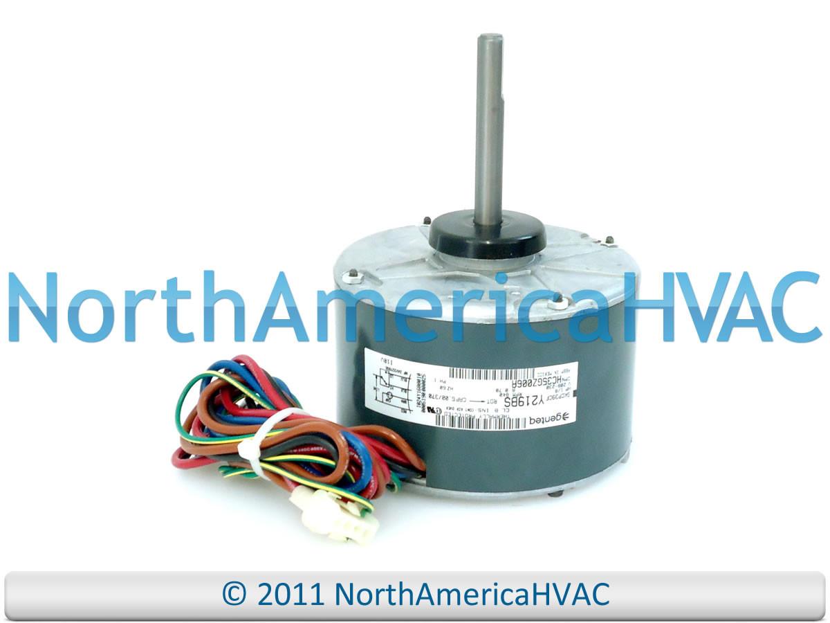 1172507 - OEM ICP Heil Tempstar Condenser FAN MOTOR 1/8 HP 208-230v ...