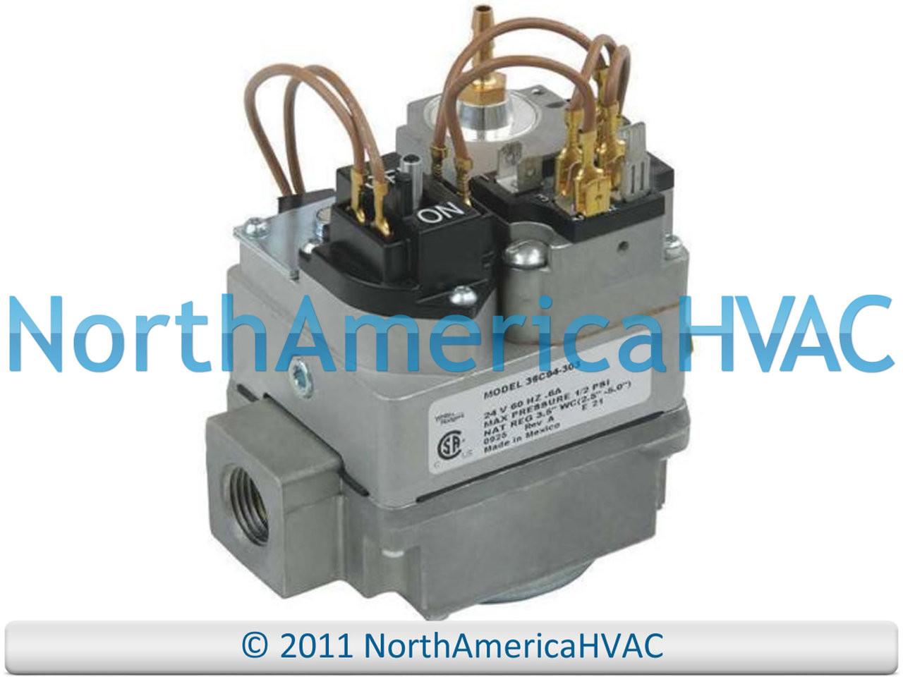 White Rodgers Gas Valve Wiring Diagram 36e Reveolution Of Furnace Control Board Pilot 36c94 302 303 36e93 301 Rh Northamericahvac Com Valves Lennox