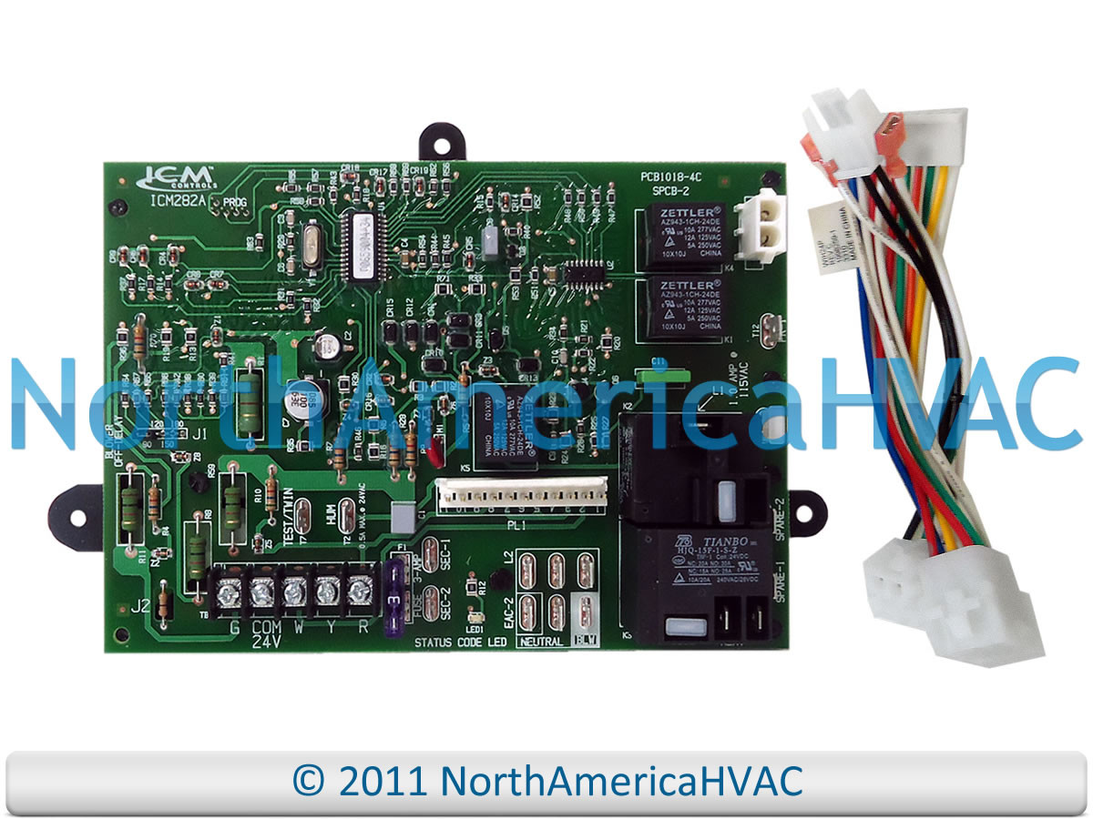 Carrier Bryant Payne Furnace Control Circuit Board 1012-83-941 1012-83-9411A