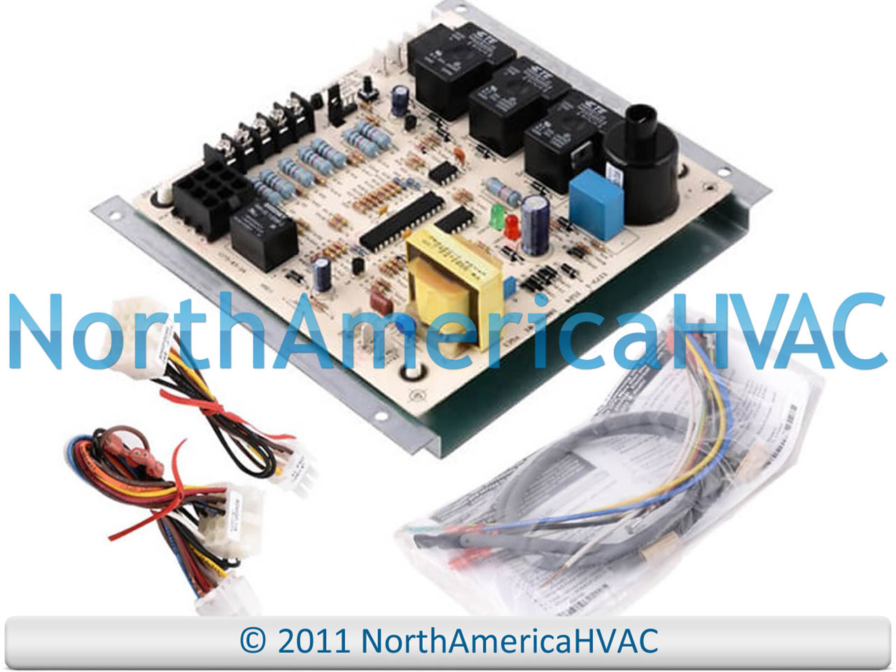 Oem Lennox Armstrong Ducane Furnace Control Circuit Board 33j62 Replacement Household Boards 33j6201