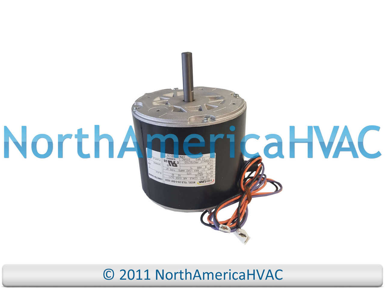 Oem Emerson 1 3 Hp 208 230v Condenser Fan Motor K55hxltc 0248 Ecm Wiring Diagram 0 Larger More Photos