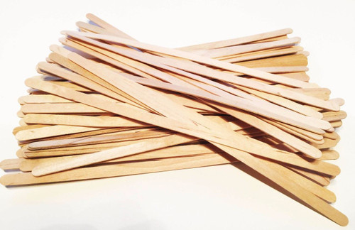 72 Pieces natural, thin wood, chew, sticks, great for craft - bird toy making projects or refill your foraging toys.