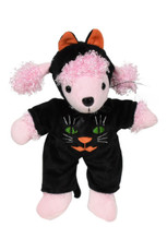 "Baby Animal Outfit 10.5"" - Black Cat"