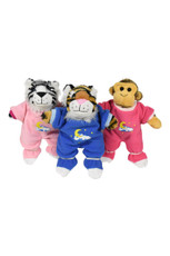"""Baby Animal Outfit10.5"""" - Bootie Jammies - assortment of three"""