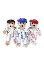 Baseball - Pinstripe - assortment of three(6 PCS = 2 OF EACH)
