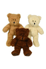 Traditional Bear Family- Set of 3(6 PCS = 2 OF EACH)