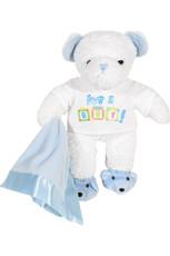Baby Blanket- Blue