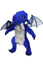 Crystal Blue Dragon