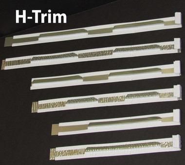 Aluminum In Line Joint Hardboard Siding Corners Total