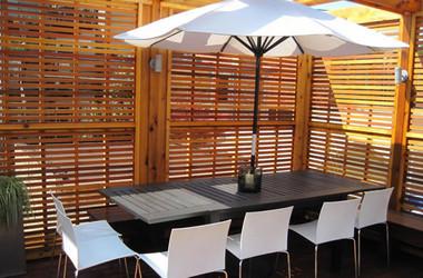 Moderna Redwood Privacy Lattice Packs Total Wood Store