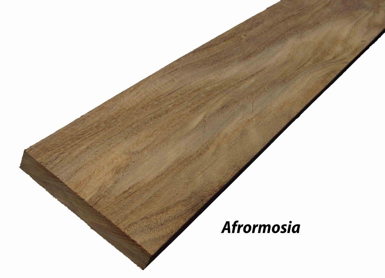 Afrormosia African Teak Hardwood S2s1e Total Wood Store