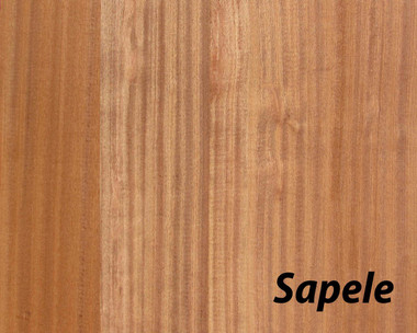 Sapele Hardwood S2s1e Total Wood Store