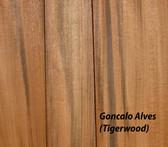 Goncalo Alves (Tigerwood) Hardwood S4S