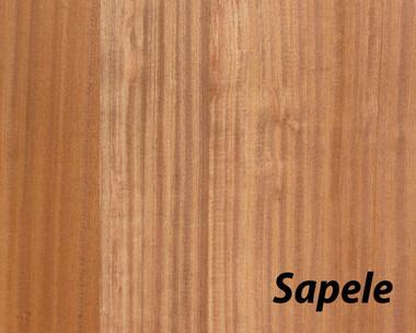 Sapele Hardwood S4s Total Wood Store