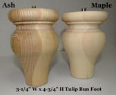 Tulip Bun Foot - Pair