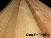 Doug Fir Timbers / Mantels, S4S