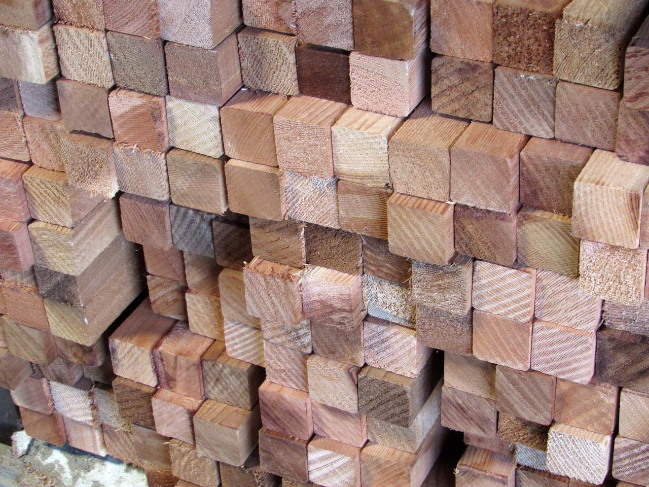 2x2 Square Hardwood Dowel Total Wood Store