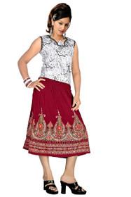 Designer mini Length Skirt #205