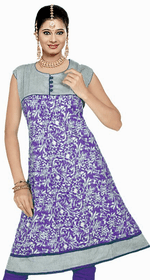 Cotton Collection Kurti # SK162