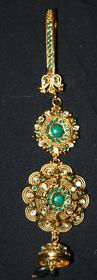 Kundan Key Ring # C1000