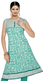Cotton Collection Kurti # SK154